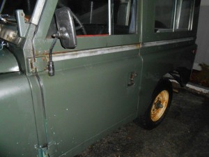 1973 Land Rover III 107
